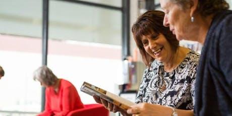 Author Talk With Fiona Stocker @ Devonport Library tickets