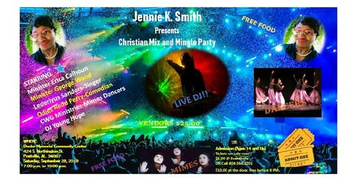 Christian Mix and Mingle Party
