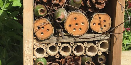 Member Only Insect Hotel Workshop tickets