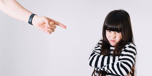 Vivre la discipline de 3 à 5 ans