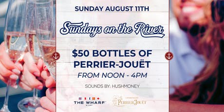 Sundays On The River with Perrier-Jouët tickets