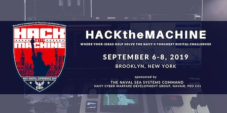 HACKtheMACHINE New York tickets