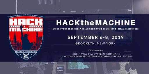 HACKtheMACHINE New York