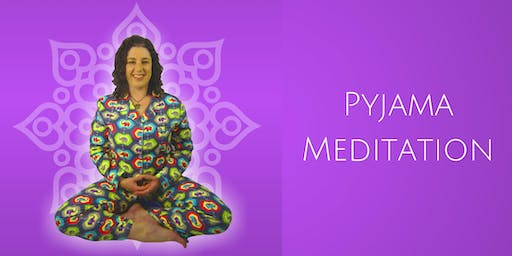 Introduction to Pyjama Meditation with Mardi May - Woodcroft Library