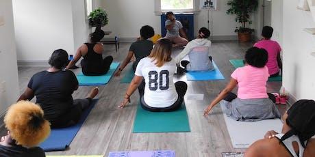 Yoga Noir Fundraiser Event tickets