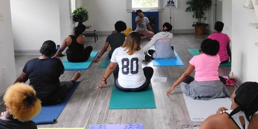 Yoga Noir Fundraiser Event