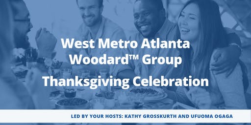 West Atlanta Woodard Group Thanksgiving Celebration