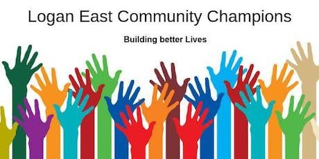 Logan East Community Champions tickets