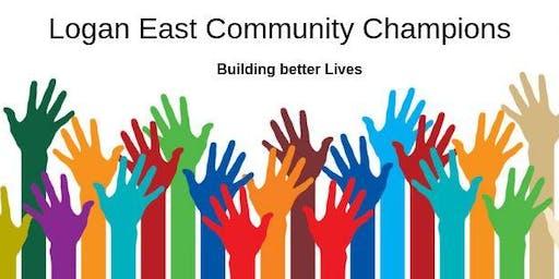 Logan East Community Champions