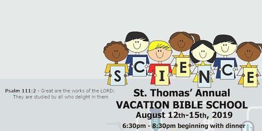 Vacation Bible School: Science Camp