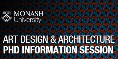 Art Design and Architecture PhD Information Session