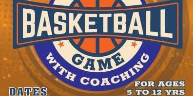 DKC Basketball Game + Coaching