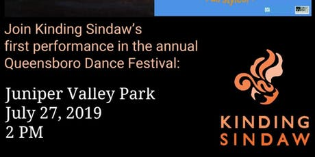 Kinding Sindaw + Queensboro Dance Festival tickets