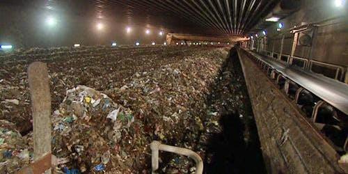 UR-3R waste treatment facility tour - November 2019