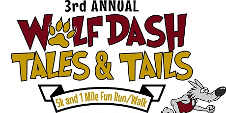 Wolf Dash 5K and 1 Mile tickets