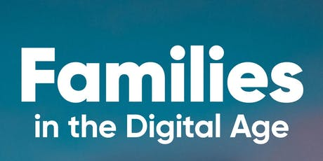 """Author talk: Toni Hassan """"Families in the digital age"""" (Adult 16+) (Dickson Library) tickets"""