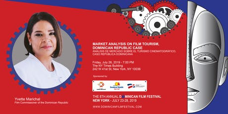 A MARKET ANALYSIS ON CINEMATOGRAPHIC TOURISM; THE DOMINICAN REPUBLIC CASE tickets