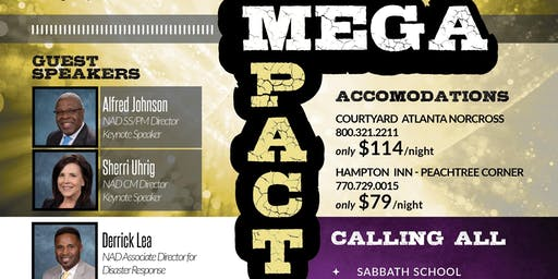 MEGA IMPACT Southern Union 2019
