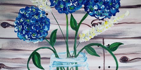 Beautiful Blooms Paint Class tickets