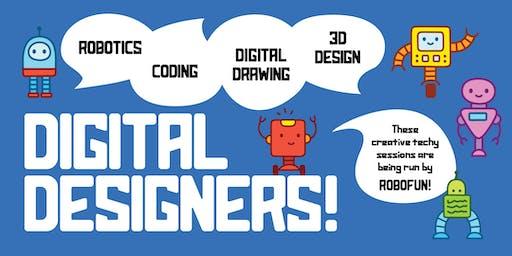 Digital Designers - Digital Drawing
