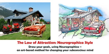 The Law of Attraction: Neurographica Style tickets