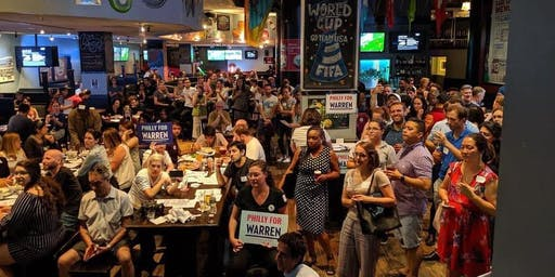 Philly for Warren - Second Democratic Debate Watch Party