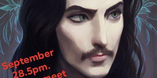 A Transylvanian Medieval Party/Vlad the Impaler Party
