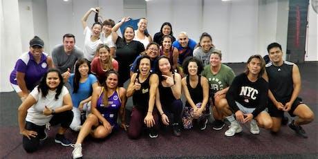 Sydney Dance Workshop - Open Class 8 tickets