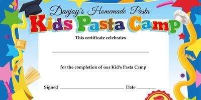 Kid's Pasta Camp - Aug 12th - Aug 15th