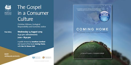 The Gospel in a Consumer Culture tickets