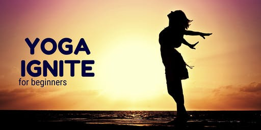 Yoga Ignite for beginners