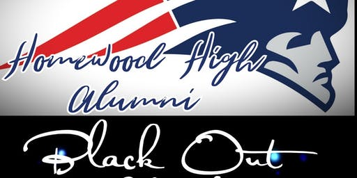 Homewood Hight Alumni: BLACK OUT EVENT