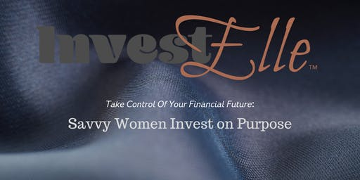 Savvy Women Invest on Purpose in Toronto/Burlington