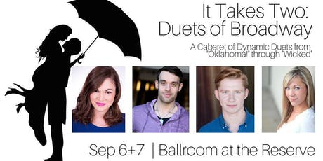 It Takes Two: Duets of Broadway tickets