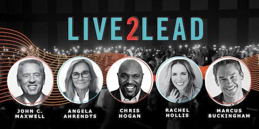Live2Lead 2019, Jackson, MS, Live Leadership Simulcast