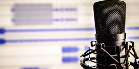 Intro to Podcast Production  tickets