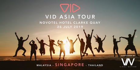 VID.Camera ASIA TOUR : Your Moments Your Memories (Private) tickets