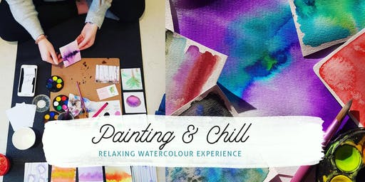 Painting & Chill - Relaxing Watercolour Experience