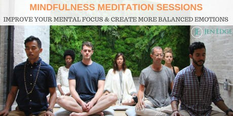 Mindfulness Meditation Sessions tickets
