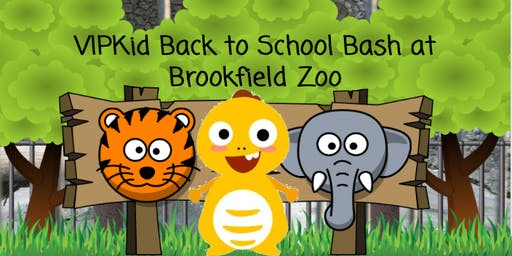 VIPKID Back to School Bash at the Zoo