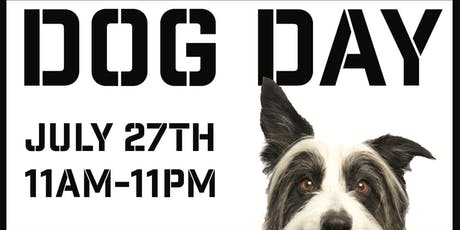 Dog Day at Wave! tickets