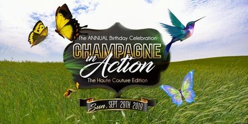 CHAMPAGNE IN ACTION THE ULTRA EXCLUSIVE DAY EVENT HAUTE COUTURE EDITION