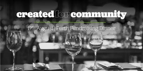 CAP | Perth Fundraising Dinner 2019 tickets