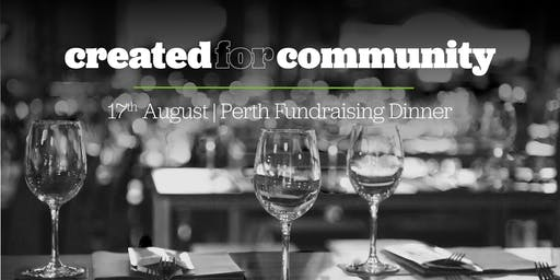 CAP | Perth Fundraising Dinner 2019