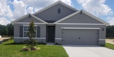 Open House Home Tour-New Construction tickets