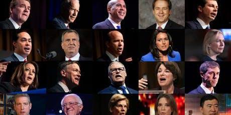 LD17 Democratic Debate Watch Party