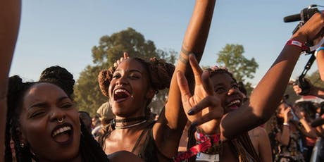 Afro Soca Love : Durham **Official Black August Block Party** tickets