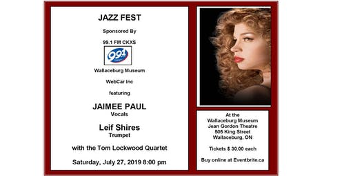 Jaimee Paul Jazz Fest