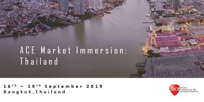 ACE Market Immersion: Thailand (Registration of In
