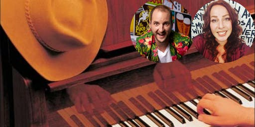 Piano Bar Geelong : Andy and Shandy's Country Hoedown!